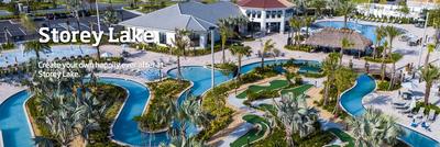 Storey Lakes Orlando Florida