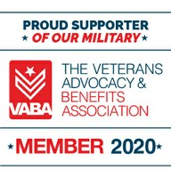VA Association Badge 2020